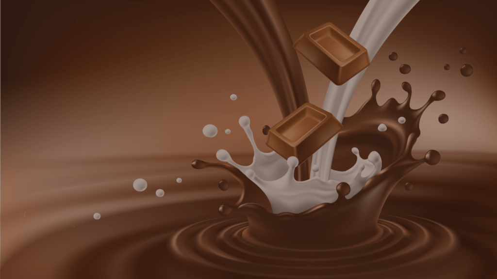 100% Couverture Chocolate